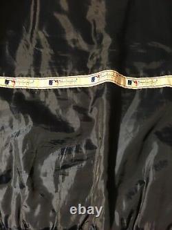 New York Yankees Veste En Cuir Taille 3x Jh Design Extrêmement Rare Collectible