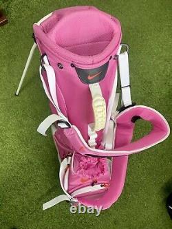 Nike Air Sport Ladies Golf Stand Bag Brand New (extrêmement Rare)