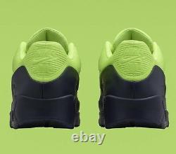 Nikelab Air Max 90 Sacai X Bolt Uk 6 Eur 40 Extrêmement Rare! Le Dernier