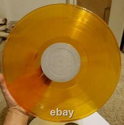 Outil Aenima 2lp Transparent Orange Gold Out-of-print Vinyle Ænima Extrêmement Rare