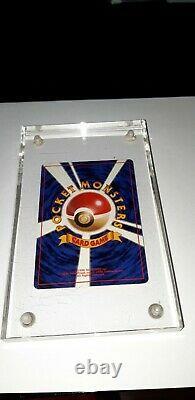 Pokemon 1998 Kangourex Parent Enfant Trophée Promo Carte Monnaie En Cas Acryl
