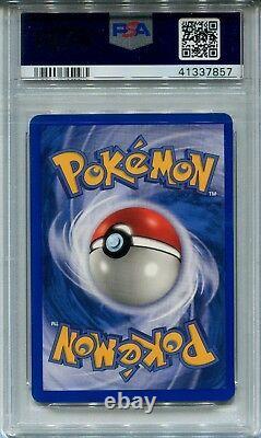 Pokemon 2002 Expedition Rapidash Reverse Holo Psa Gem Mint 10 Extrêmement Rare