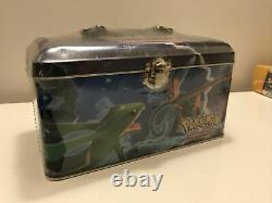 Pokemon 2004 Tin! Ex Collectors Chest 2004 New & Sealed! Règles Extérieures