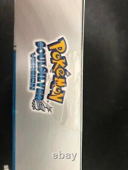 Pokemon Soulsilver Walmart Limited Edition! Tout Neuf! Extrêmement Rare