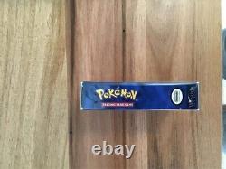 Pokemon Wotc Brocks Trainer Deck Une Marque Nouvelle Et Scellée Extrêmement Rare