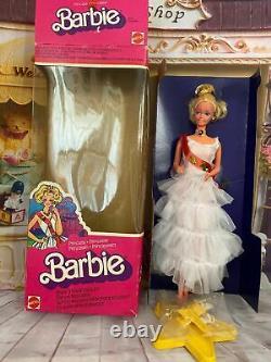 Princesse Superstar Européenne Extrêmement Rare / Prinzessin Barbie
