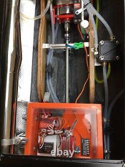 Rc Brosseur De Bateau Sv50 Spécial Extrêmement Rare Bateau En Uk 67