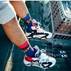 Reebok Shaq Attaq 1 Superman Taille Des Hommes Extrêmement Rares 14