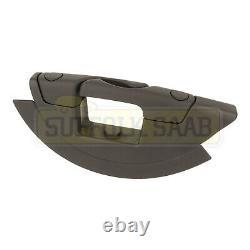 Saab 93 9-3 9440 03-12my Rhd Smart Slot Cup Holder Centre Console Extrêmement Rare