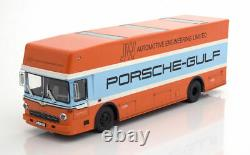 Schuco 1968 Porsche Race Transporter 0317 Porsche Gulf 143 Extremely Rare Find
