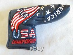 Scotty Cameron Circle T Maiden Putter Headcover Rare Extremely