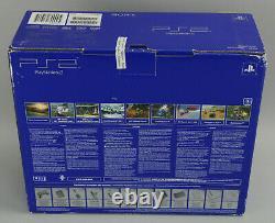 Sony Playstation 2 Ps2 Fat Console Extrêmement Rare Nouvelle Usine Scellée Scph-30001