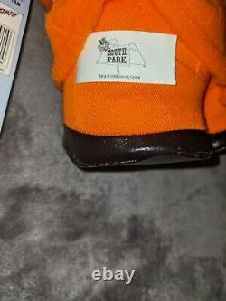 South Park Plush Zombie Kenny T.n.-o. Extrêmement Rare Fabriqué Par A La Carte Allemagne 2000