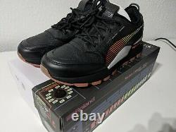 Taille Uk 9 Puma Rs-0 X Roland Black 2018 Extremely Rare Tr808 Trainers