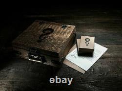 Théorie11 Mystery Lockbox 1ère Édition Extrêmement Rare Jj Abrams Bad Robot Mib