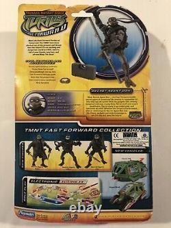 Tmnt Fast Forwards Agent Secret Don 2006 Nouveau Sealed Extremely Rare Donatello Uk