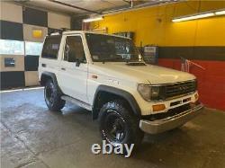 Toyota Land Cruiser Prado 1990