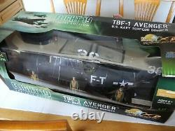 Très Rare Ultimate Soldier Extreme Detail Tbf-1 Avenger Flight 19 Lost Patrol