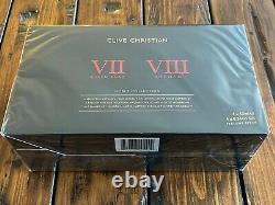 Véritable Clive Christian Noble Travel Set 4 X 10ml Extrêmement Rare Vendu New