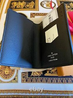 Véritable Marque Neuve Louis Vuitton Galaxy Pocket Organizer Extrêmement Rare M63873