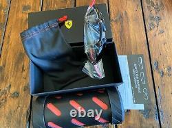 Véritable Oakley Madman Ferrari Oo6019-06 Flambant Neuf Extrêmement Rare Collection