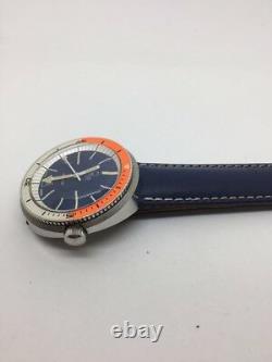 Vintage Extrêmement Rares Divers Professionnels Venus Watch, 1960, Nos Stunning