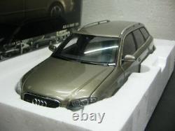 Wow Extremely Rare Audi A4 Avant B7 3.2l V6 2005 Gold 118 Minichamps-rs2/rs4/q7