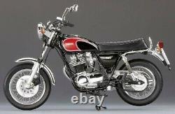 Wow Extremely Rare Yamaha Sr500 1978 Noir #06650 Bnib 110 Schuco