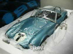 Wow Extrêmement Rare Ac Shelby Cobra 260 T Roadster 1962 Driving School 118 Exoto