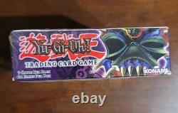 Yugioh Booster Box 1ère Édition Labyrinth Of Nightmare Scellé! Extrêmement Rare