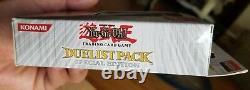 Yugioh Duelist Pack Jaden Édition Spéciale Extrêmement Rare Nouveau Joint D'usine Mint