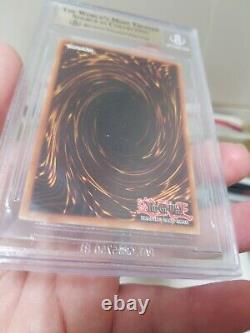 Yugioh Red-eyes B. Dragon Lob-070 Nouveau Gem Mint 1st Ed. Très Rare Bgs 9.5
